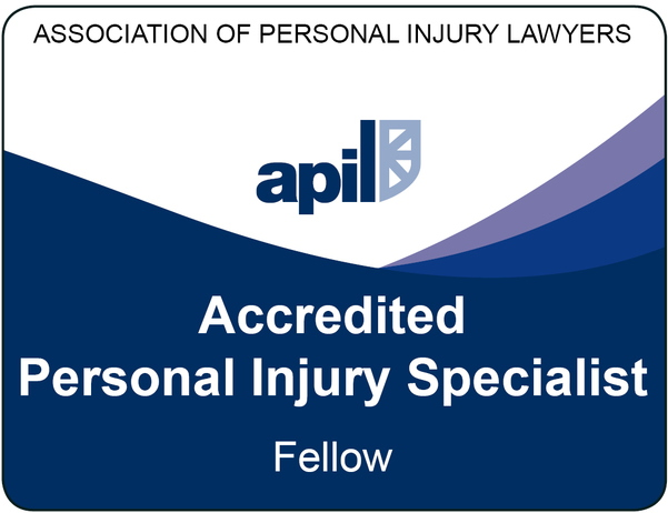 APIL accredited PI specialist